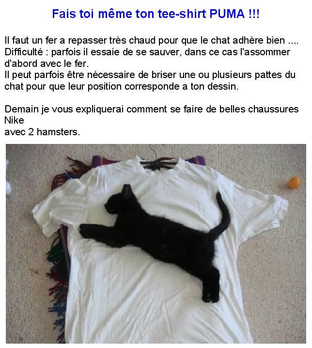 fais_ton_tee shirt_puma