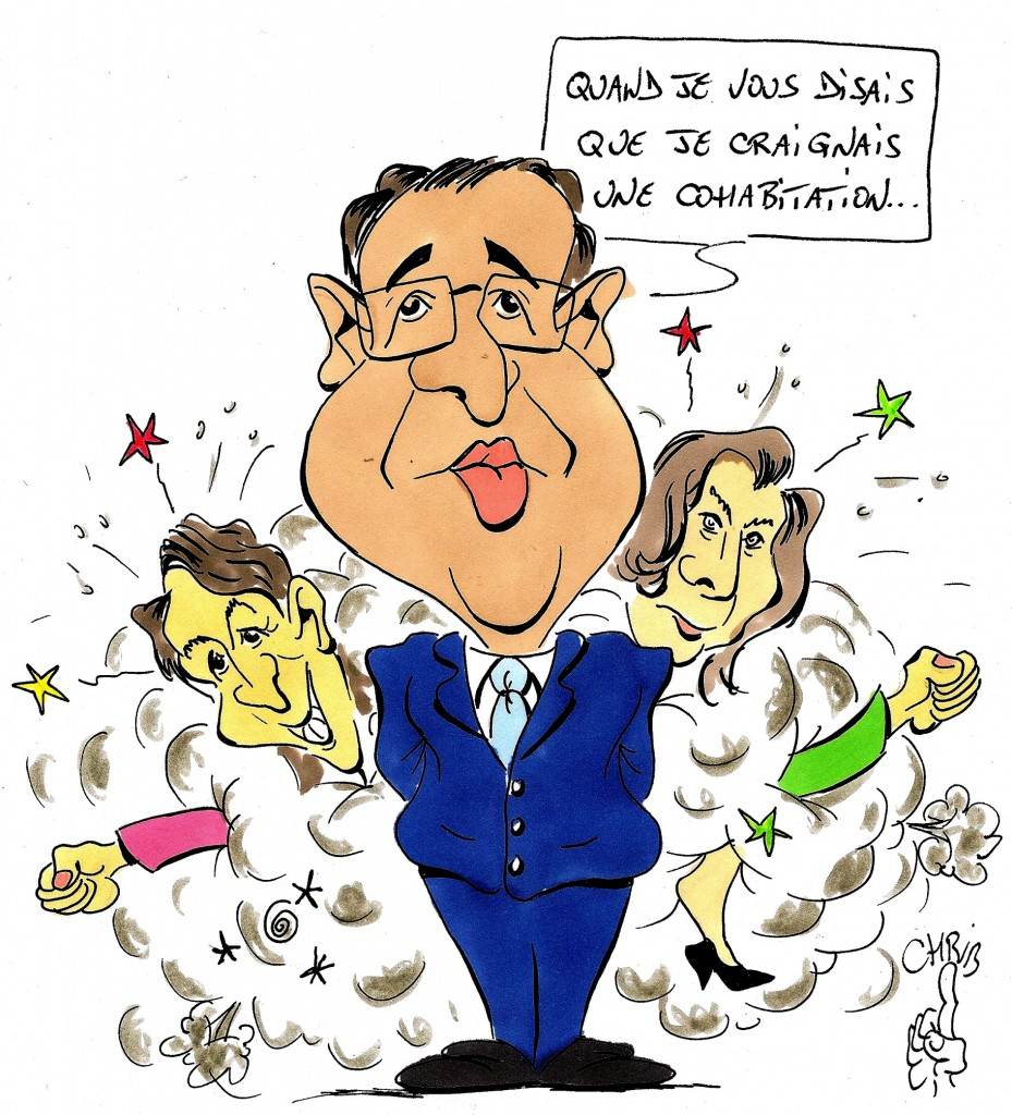 Hollande craignait la cohabitation